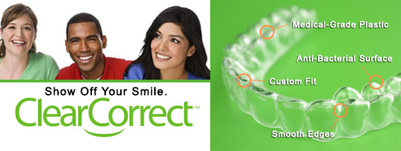A New Smile For You! Invisible Braces From Dean Cosmetic Dentistry