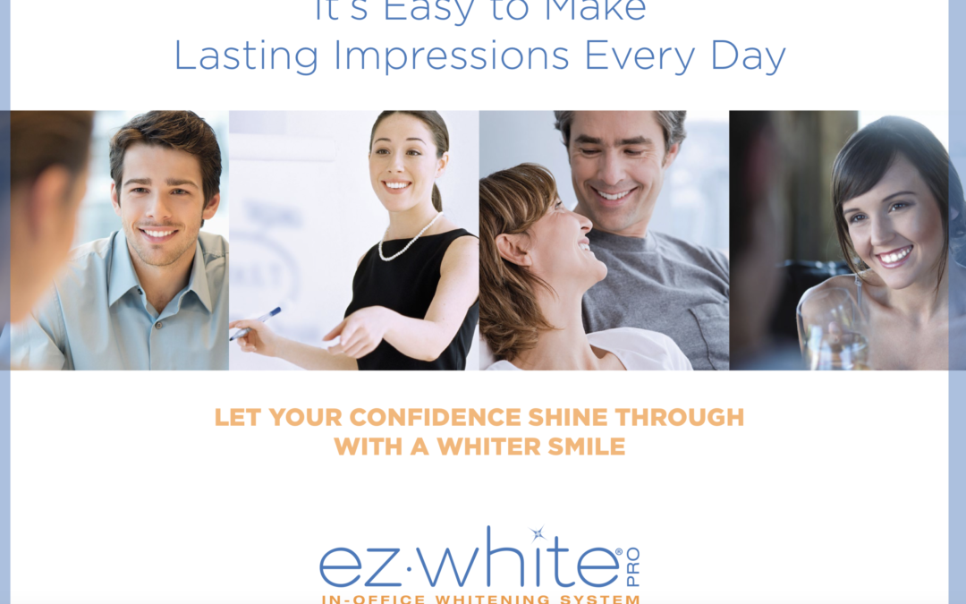 Professional Teeth Whitening Really Makes a Difference in Your Smile