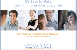EZ White at Dean Cosmetic Dentistry