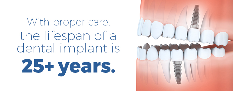 Missing Teeth?  Dental Implants Can Lead You To Smile Again!