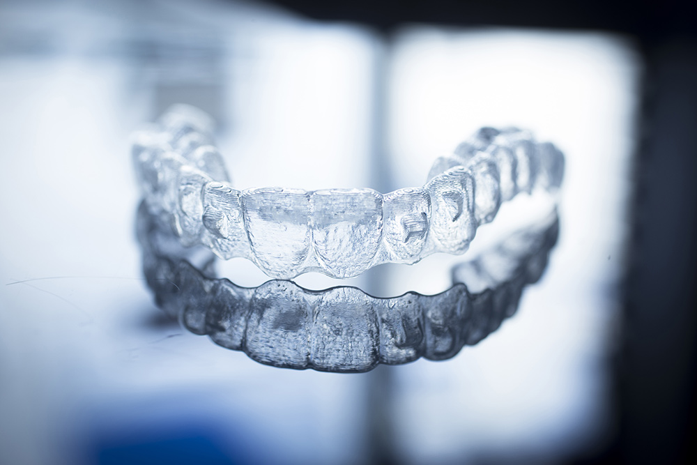Metal braces are the orthodontic solutions of the past. Clearcorrect is the answer!