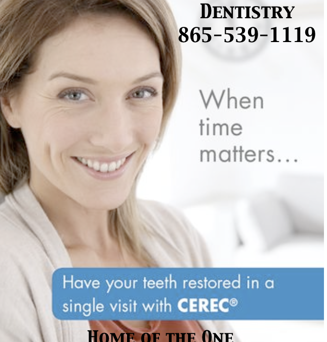 CEREC One Appointment Crowns Is the Ultimate in Digital Dentistry Technology