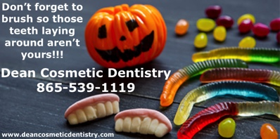 Halloween Candy is more of a trick than a treat for your teeth!