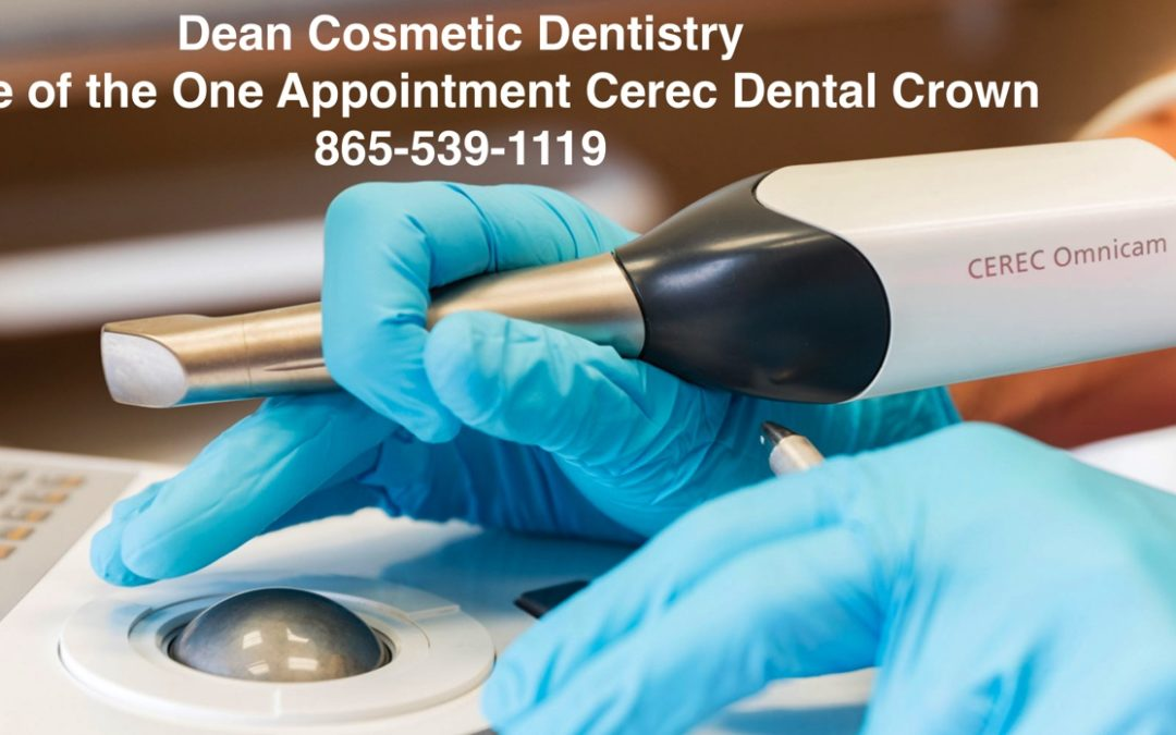 Experience the ultimate in digital dentistry technology with One Appointment Crowns