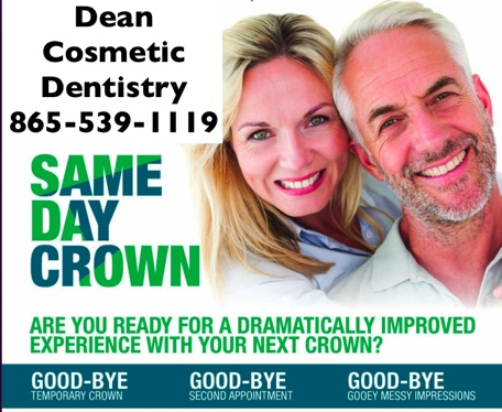 Save Time While Getting A Superior Crown in a Single Dental Visit