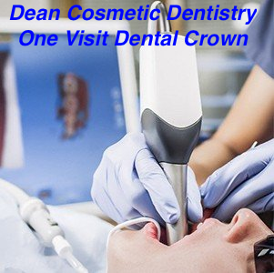 Why Choose Dean Cosmetic Dentistry for CEREC® Same-Day Crowns?