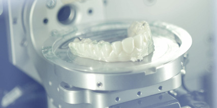 SureSmile Clear Aligners being made