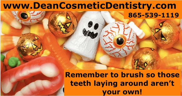 Don't Let Halloween Candy Trick Your Teeth